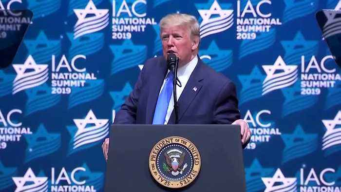 Trump: 'America will always stand with the Iranian people'
