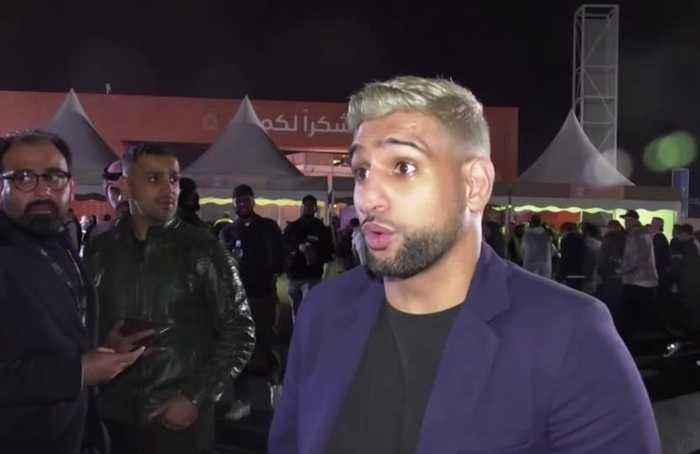 Amir Khan, fans praise Joshua strategy after big win