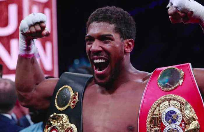 Joshua reclaims heavyweight title in Saudi Arabia