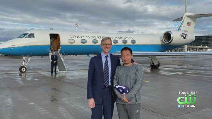 Princeton Graduate Student Xiyue Wang Freed In Prisoner Swap In Switzerland