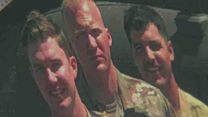 Remembering The Soldiers Killed In The Black Hawk Helicopter Crash