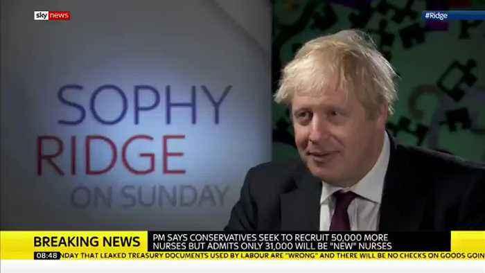 Boris Johnson reveals naughtiest thing he's willing to admit