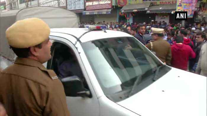Delhi Fire 34 people were brought dead to hospital informs Lok Nayak Hospital Medical Director