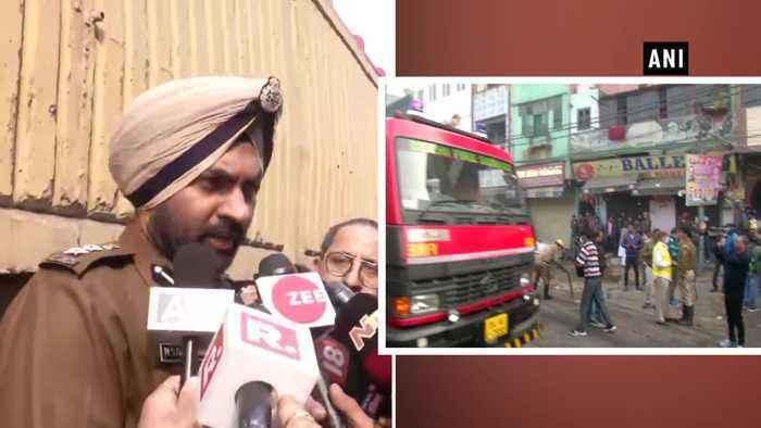 Delhi fire Case transferred to Crime Branch, informs Police PRO