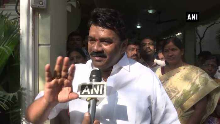 Telangana Police taught lesson govt gave message to country says State Minister