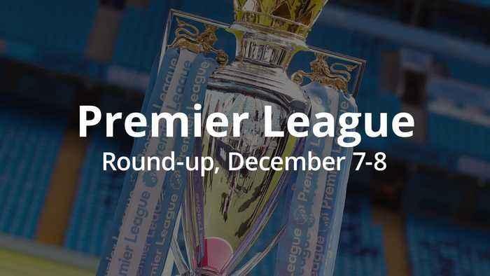 Premier League weekend round up