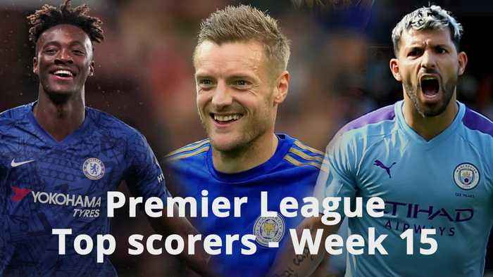 Premier League top scorer: Who leads the race?