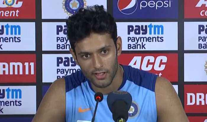 India vs West Indies : Will come back in next game, says Shivam Dube | Oneindia News