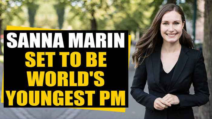Finland gets new PM: 34-year-old Sanna Marin to lead the country    OneIndia News