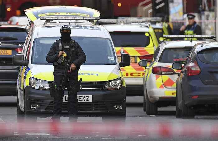 How the London Bridge terror attack unfolded – video report