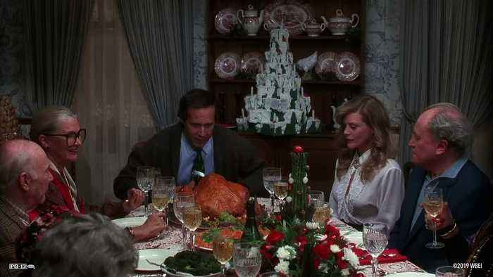 National Lampoon\u0027s Christmas Vacation movie clip , One News