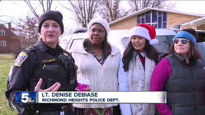 Richmond Heights safety forces help those in need this holiday season