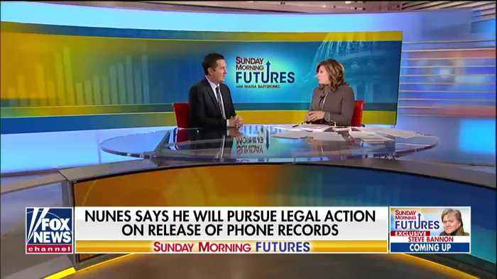 Rep Nunes To Take Legal Action After Schiff Subpoenaed His Phone Records