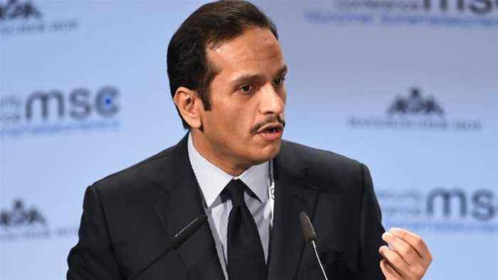 Qatar foreign minister: Gulf crisis has 'moved from stalemate'