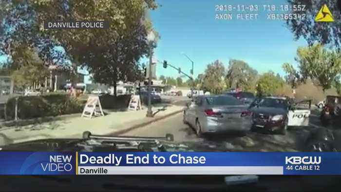 New Video Shows Climax Of 2018 Chase, Fatal Police Shooting In Danville