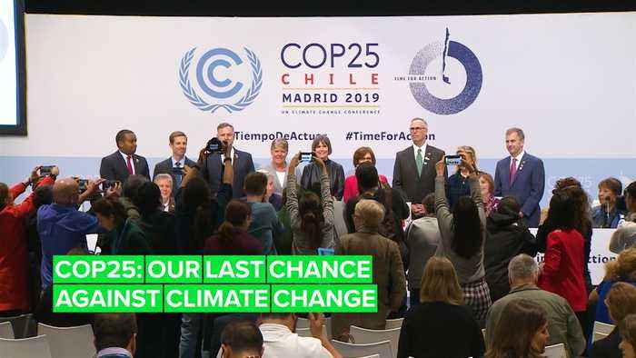 COP25: What it is and why it's important