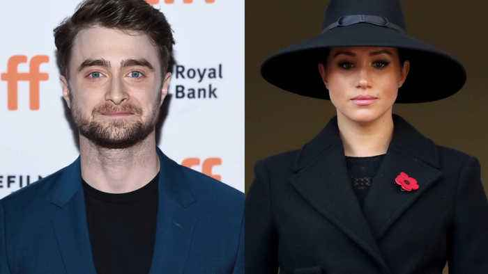 Daniel Radcliffe feels 'terrible' for Meghan, Duchess of Sussex