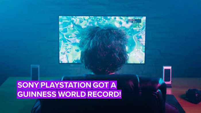 And the Guinness World Record for best-selling home console goes to...