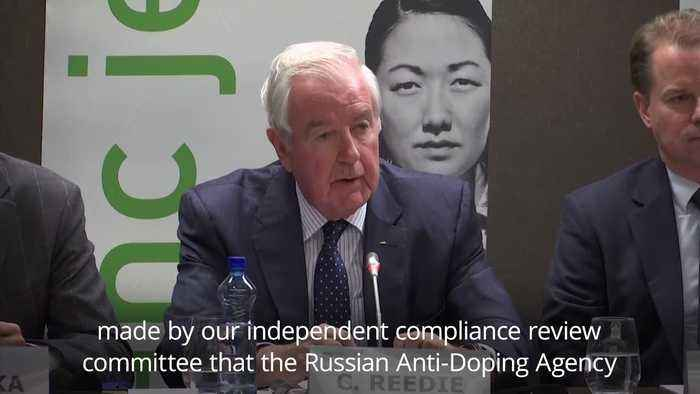 Russia's four-year sporting ban shows doping 'will not be tolerated'