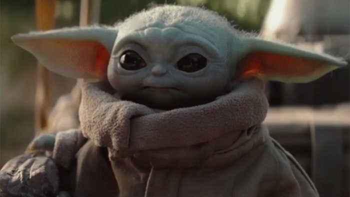 Baby Yoda Figurine Tops Amazon's Best-Sellers Chart