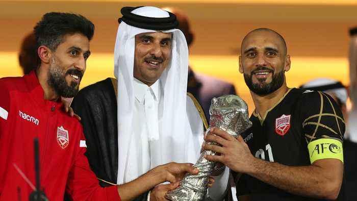 Gulf Cup: Bahrain stun Saudi Arabia 1-0 to lift first title