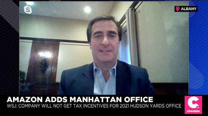 Escape to New York: Amazon Follows Facebook, Google With New Manhattan Lease
