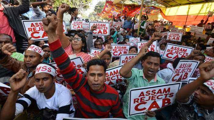 India's new citizenship amendment bill sparks uproar