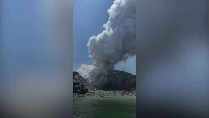 New Zealand volcano eruption: What we know so far