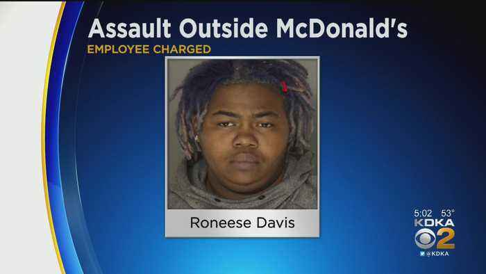 Suspect In McDondald's Fight Appears In Court