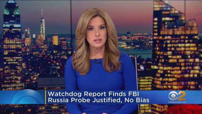 Russia Probe Watchdog Issues Report
