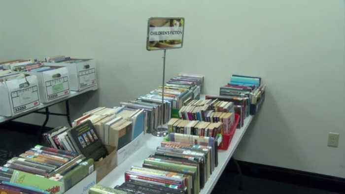 Holiday Book Sale underway at Vigo County Public Library