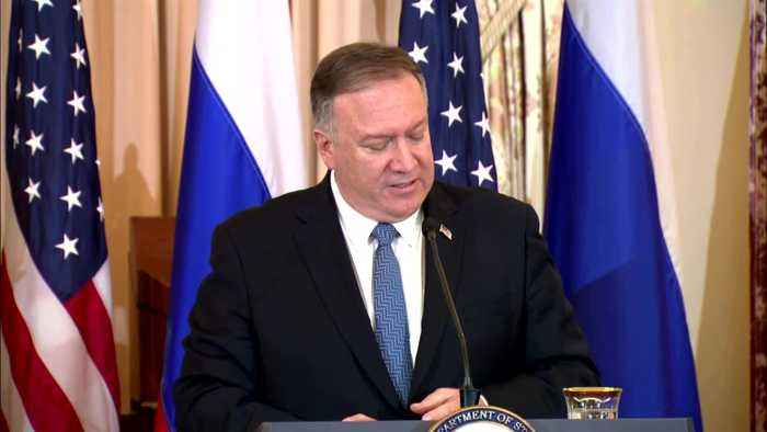 'Allegations' of Russian U.S. election meddling 'baseless': Lavrov