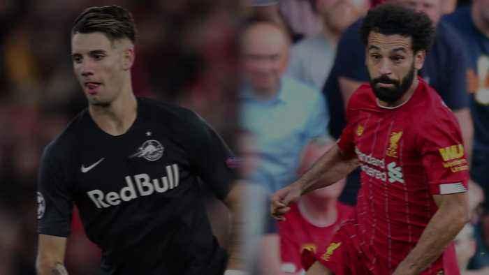 Champions League match preview: Salzburg v Liverpool