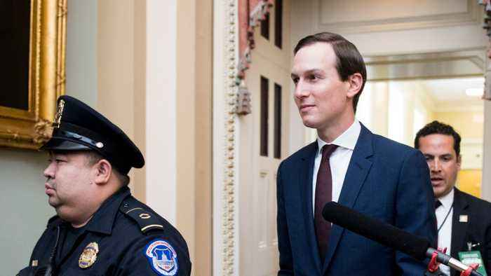 White House Adviser Jared Kushner Talks About Trade Deal With Mexico And Canada
