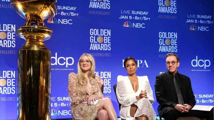 The 2020 Golden Globes nominations