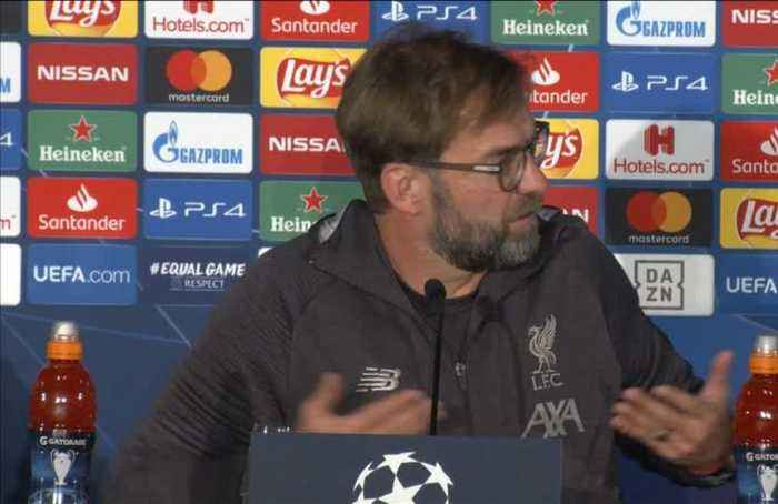 Klopp takes over translation duties - 'It's not that difficult!'