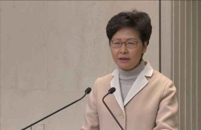 Hong Kong cabinet reshuffle not a priority, Lam says
