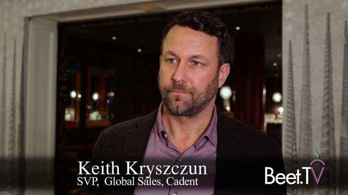 Linear TV Will Light Up Addressable Ads: Cadent's Krysczun