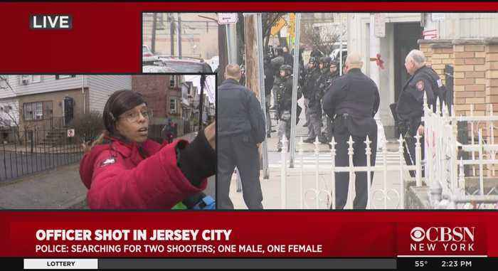 Gunfight In Jersey City: 'Warzone,' 'Like Something Out Of A Movie'