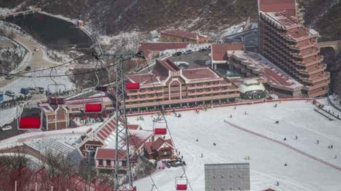 North Korea Opens a New Ski Resort