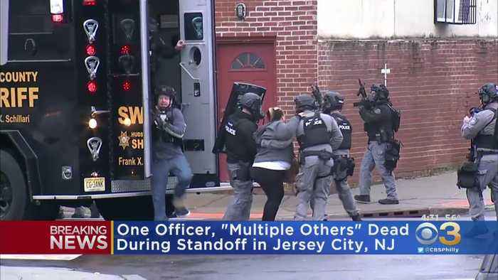 BREAKING: Police Officer Among 6 Killed After Shootout In Jersey City