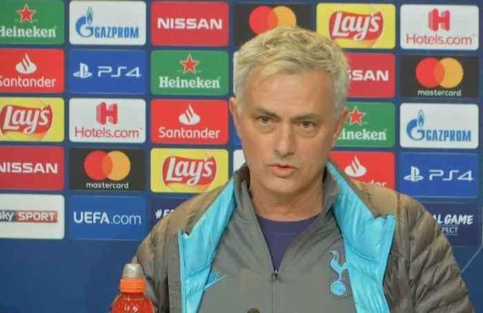 Tottenham not dwelling on 7-2 Bayern defeat ahead of next match - Mourinho