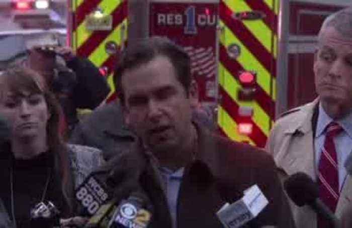 Police officer fatally shot, multiple deceased in Jersey City -Mayor