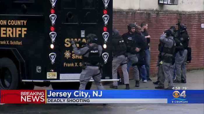 Multiple Dead, Injured In New Jersey Gun Fight