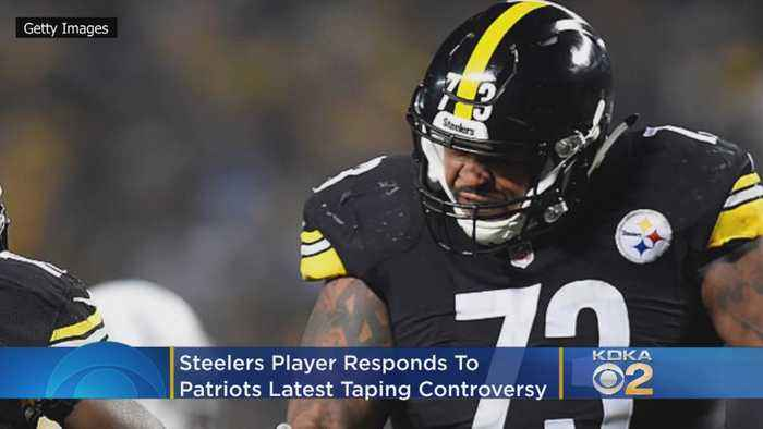 Steelers' Ramon Foster: ''If' Patriots Are Lying Amid Recording Controversy, It's Bigger Than Anything'