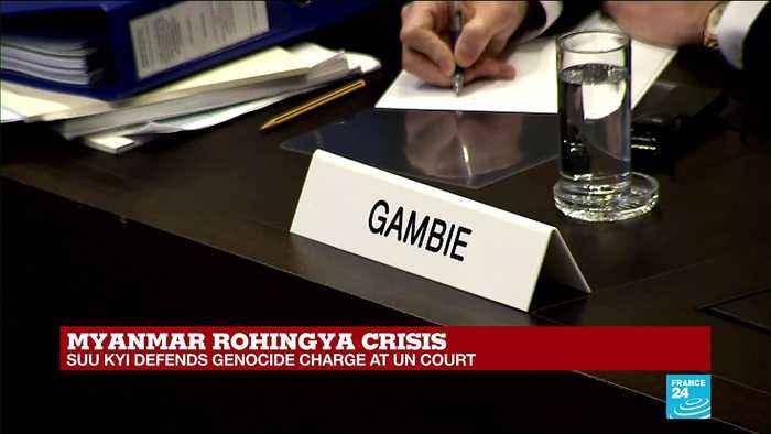 Rohingya crisis: Nobel peace laureate Aung San Suu Kyi personally defends Myanmar against accusations of genocide