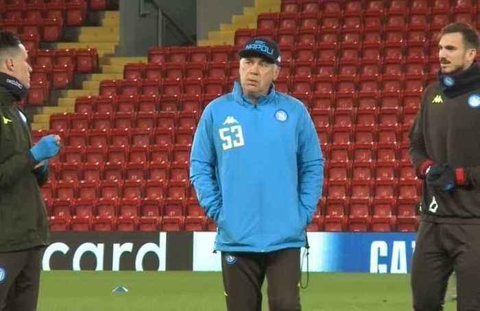 Napoli sack Ancelotti despite 4-0 Champions League victory