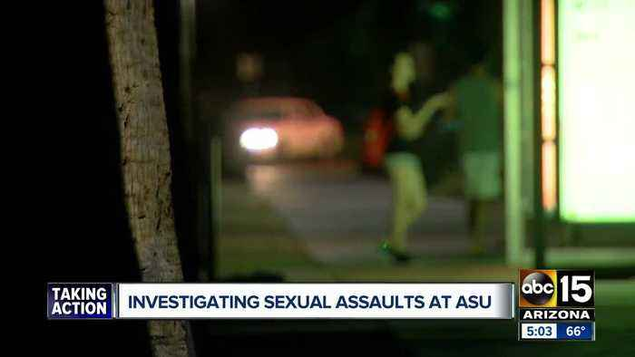 Sex assault reported on ASU's Tempe campus