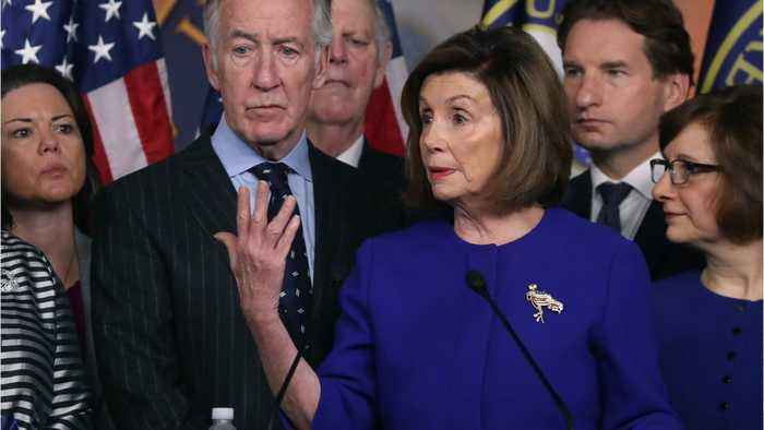 Democrats Worry New Trade Deal May Help Trump's Reelection Campaign