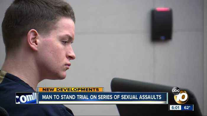 Man to stand trial on series of alleged sexual assaults with knife